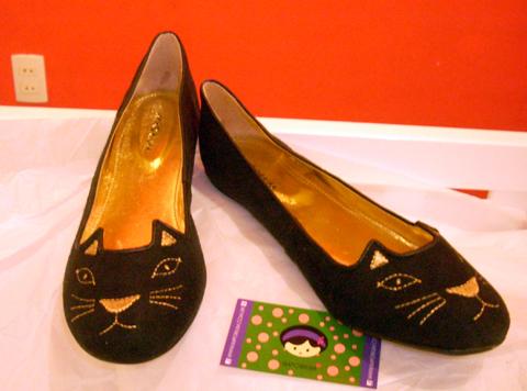 Kitty Flats inspired, a sapatilha de gatinho da Imporium