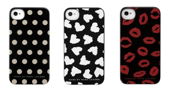 Cases fashion para celular ou iPhone do Marc Jacobs