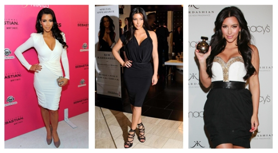 Especial estilo: Kim Kardashian