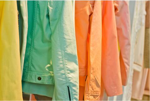 Nova coleção Renner verão 2012/ 2013 - Candy collors