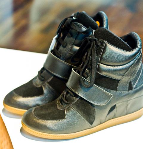 Nova coleção Renner verão 2012/ 2013 - Sneakers com salto