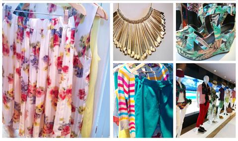 Nova coleção verão 2012/ 2013 da Renner