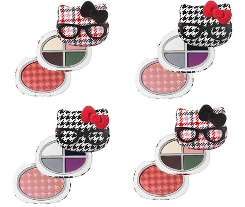 Nova linha de maquiagem da Hello Kitty para a Sephora