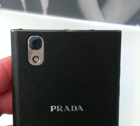 Novo smartphone da LG em parceria com a Prada