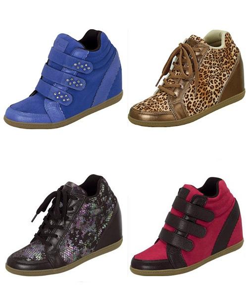 Sneakers que cabem no seu bolso: Moleca e Dijean