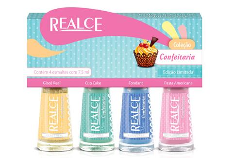 Conheça os esmaltes em candy colors da Realce