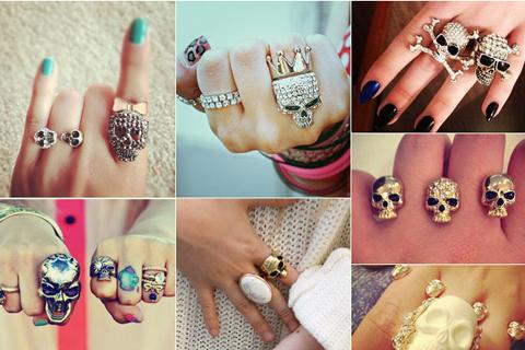 Quanto mais melhor: a moda dos anéis